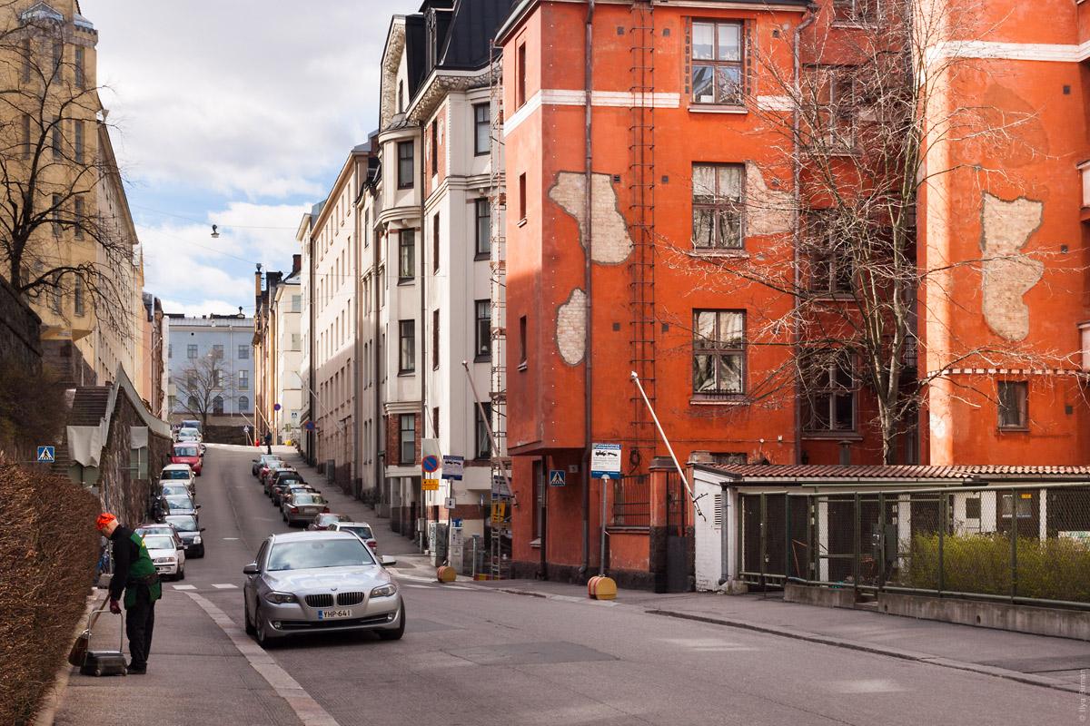Helsinki, Tallinn and Riga