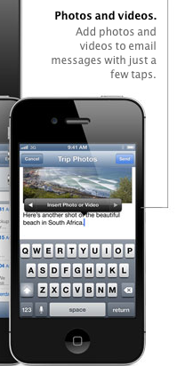App to insert a picture into a