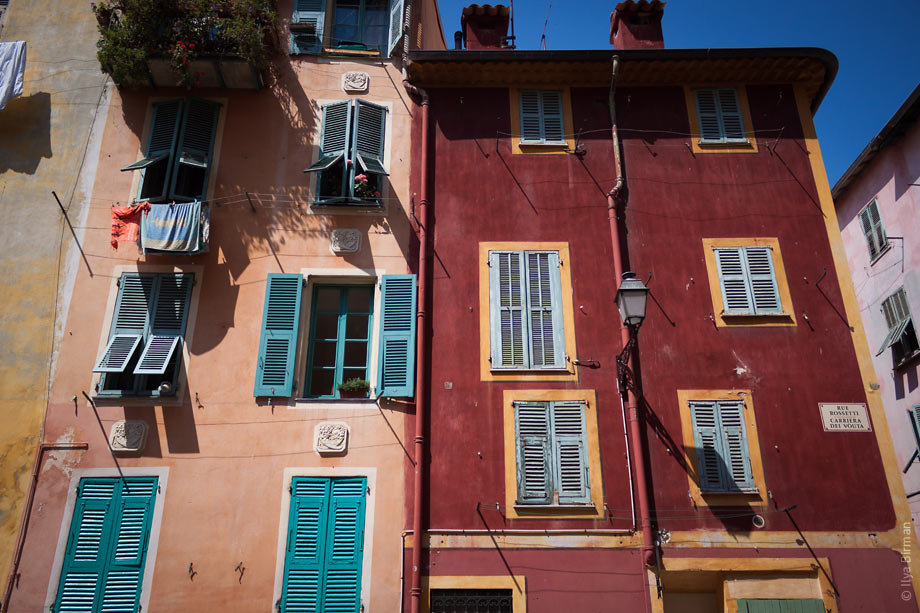 Astounding colors in Nice